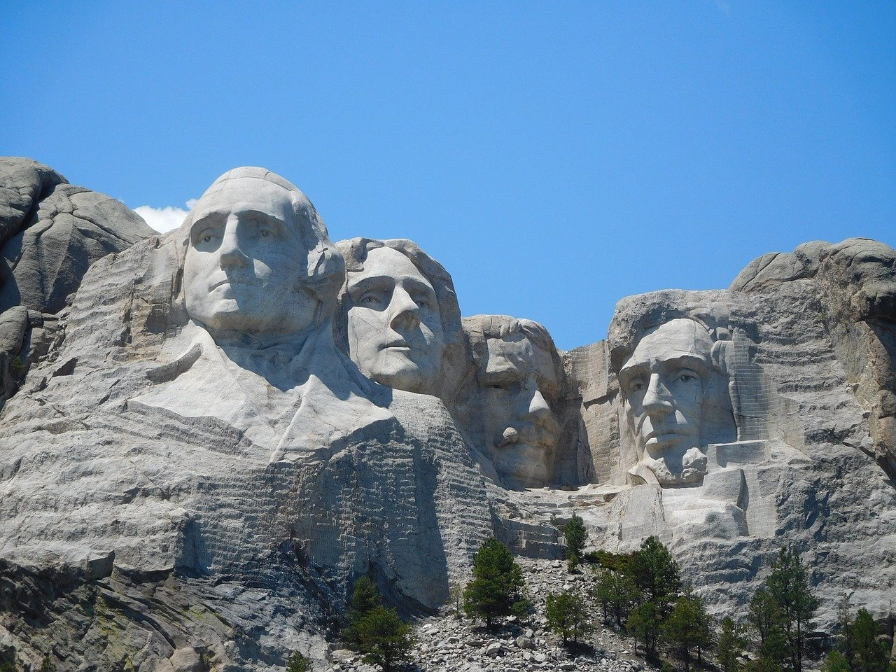 George Washington & Mount Rushmore